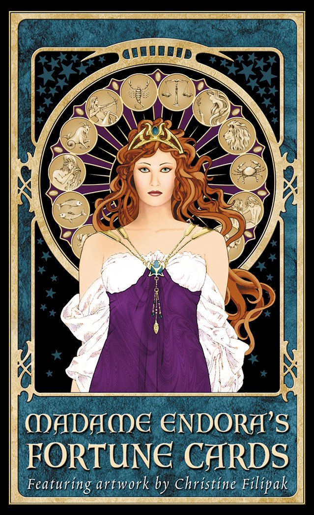 Cartas Madame Endora s Fortune