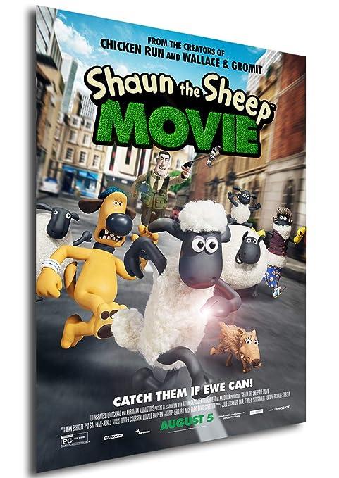 Instabuy Poster Cartel de pelicula - La Oveja Shaun (A3 ...