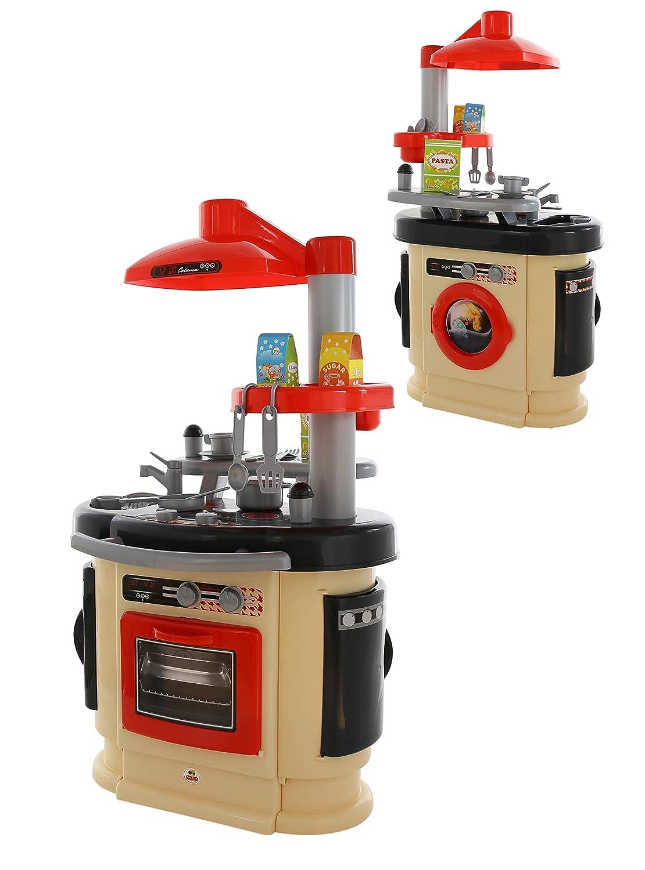 Kinderküche mit Spülmaschine - Polesie Spielküche Marta