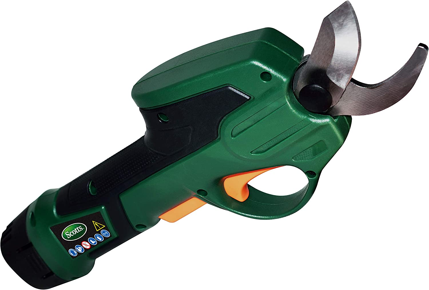 Scotts Outdoor Power Tools PR17215S 7.2-Volt Lithium-Ion Cordless Rechargeable Power Pruner, Green