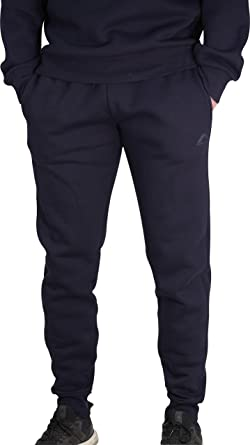More Mile Vibe - Pantalones de chándal para hombre, ajustados ...