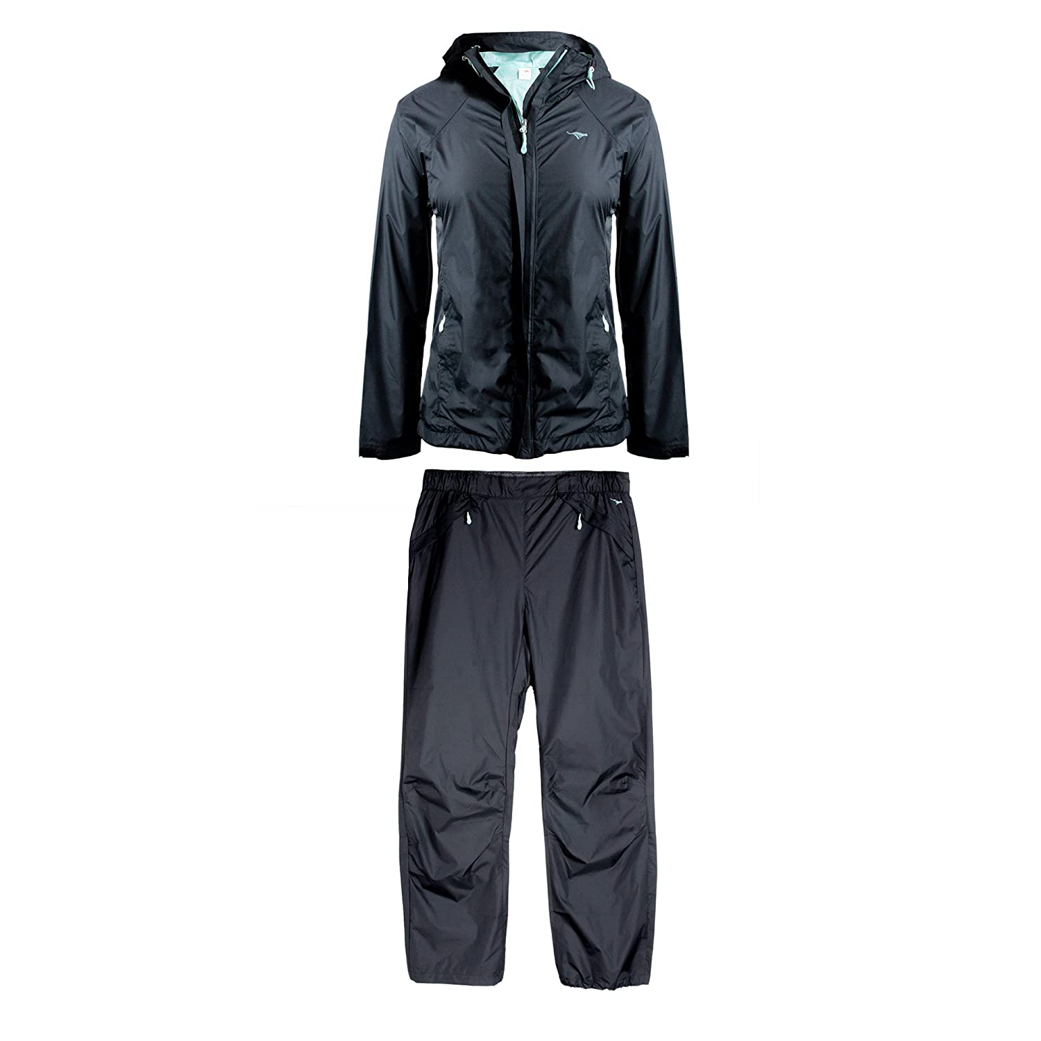 Ladies rain suits for golf