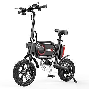 Hiboy P10 Folding Electric Bike