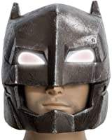 BM Mask Movie Battle Dawn of Justice BM Cosplay Glowing Adult PVC Mask Helmet