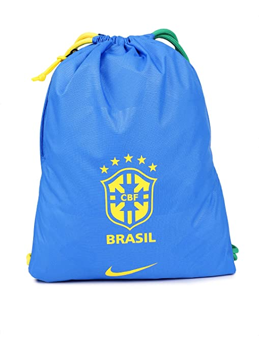 7787d8aa94 Nike Unisex Blue Textured   Printed Backpack  Amazon.in  Bags ...
