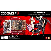 God Eater 3 Nintendo Switch - Standard Edition - Nintendo Switch