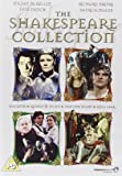 The Shakespeare Collection - Macbeth, Romeo & Juliet, Twelfth Night, King Lear [DVD] [UK Import]