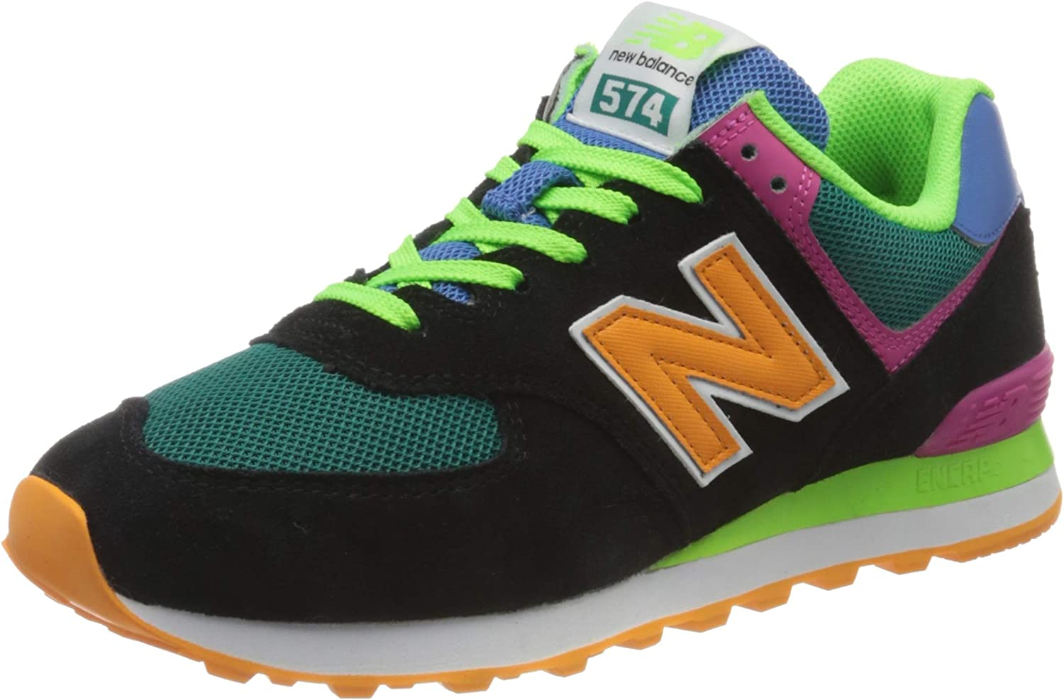 pubertad Instalar en pc flojo  Amazon.com | New Balance Shoes Men's Ml574v2 | Running