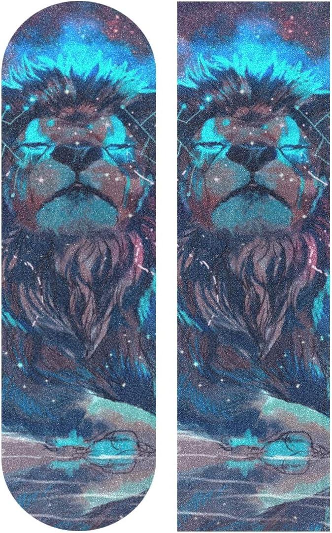 27x110cm Diamond-Silicon Sandpaper Anti-Slip Waterproof Skateboard Sandpaper