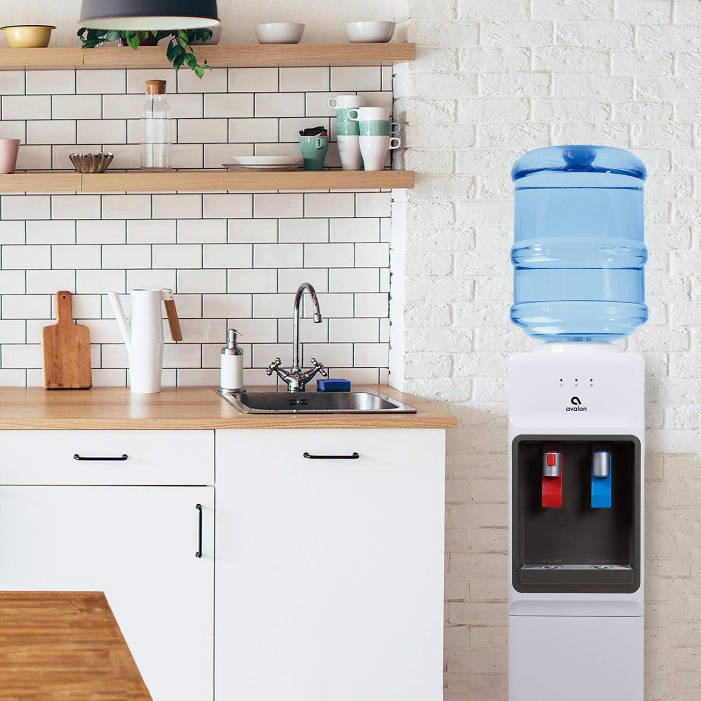 Avalon A1 Water Cooler Dispenser - In a kitchen