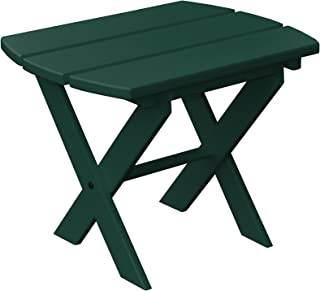 product image for Poly Folding End Table - Turf Green