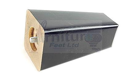 Patas de madera para muebles, 120 mm de alto, patas de ...