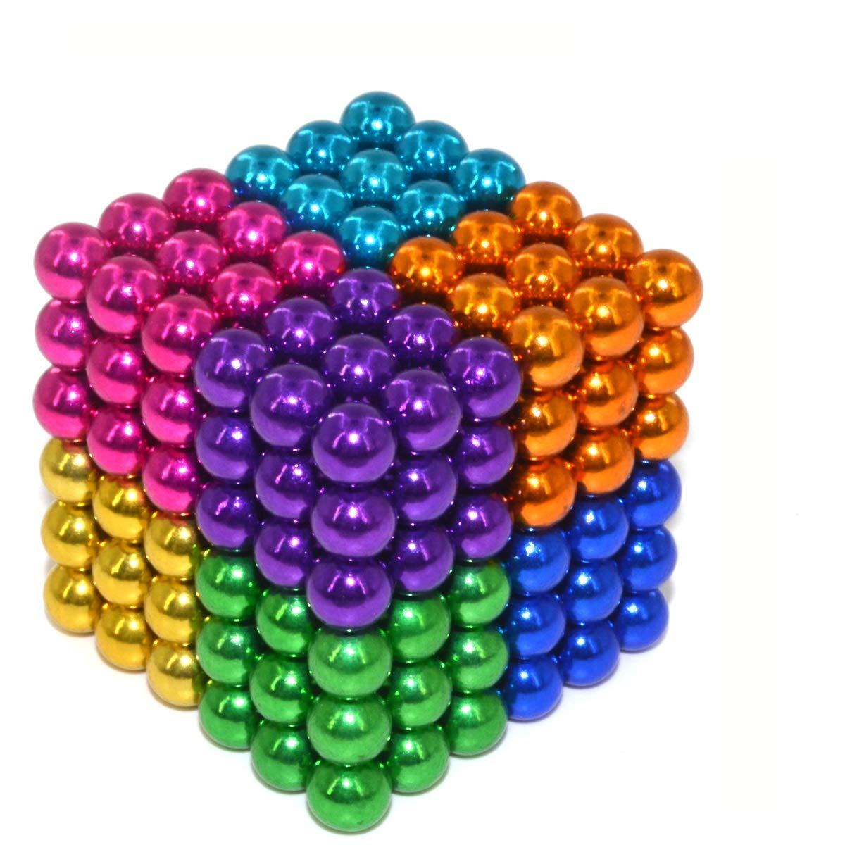 Puzzle 3D de Bolas Magneticas de Neodimio