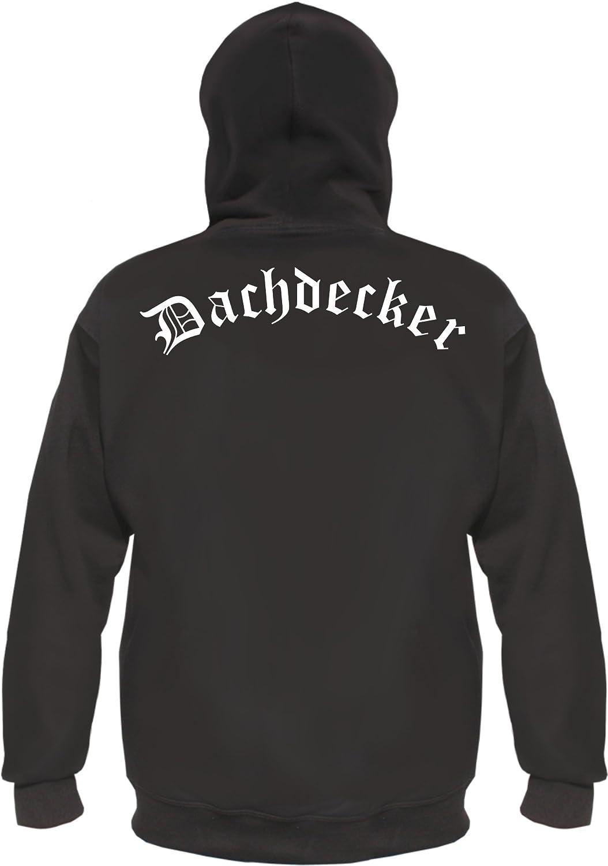 /Sweat-Shirt /à Capuche HB/_Druck Couvreur/