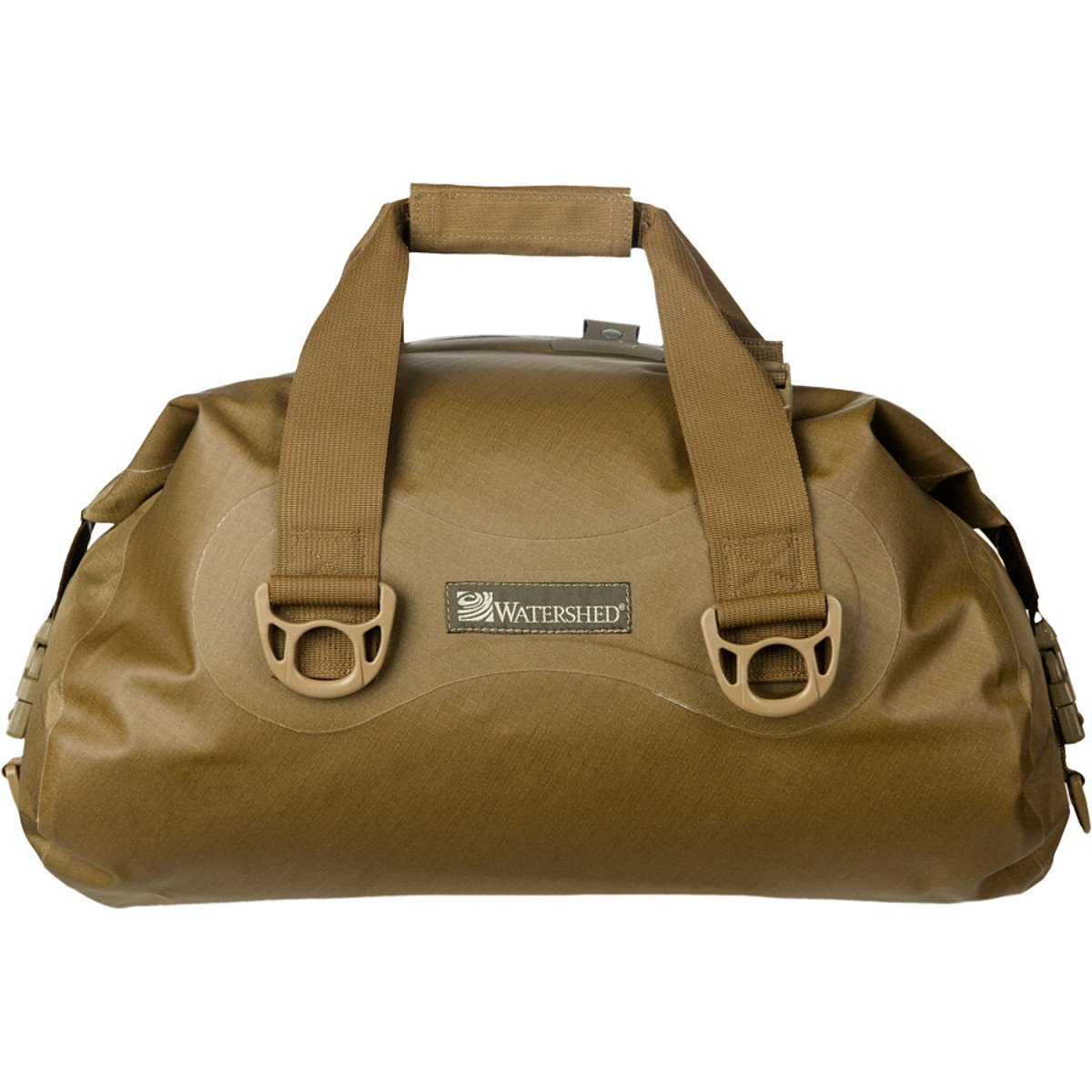Watershed Chattooga Dry Bag - 1800cu in Coyote, One Size