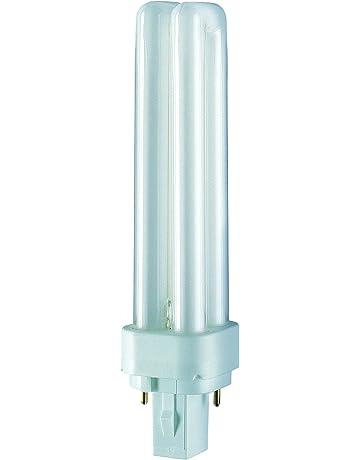 Osram Dulux - Lámpara Fluorescente Compacta, 26 W, 840 Cool White G24d-3 (4000k): Amazon.es: Iluminación