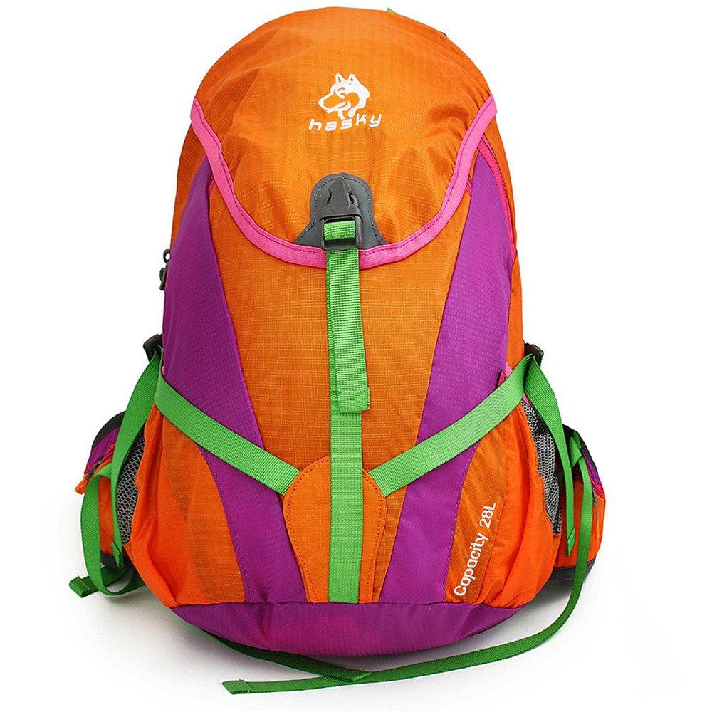 YHDD Rucksäcke wasserfeste und robuste Mehrzweck-Wild-Camping-Reise durch Gehen Freizeit Sport neutrale Männer und Frauen für den Einsatz im Freien geeignet