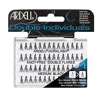 Ardell Double Individuals Medium, das Original (Knot Free) black, 1er Pack (1 x 56 Stück)