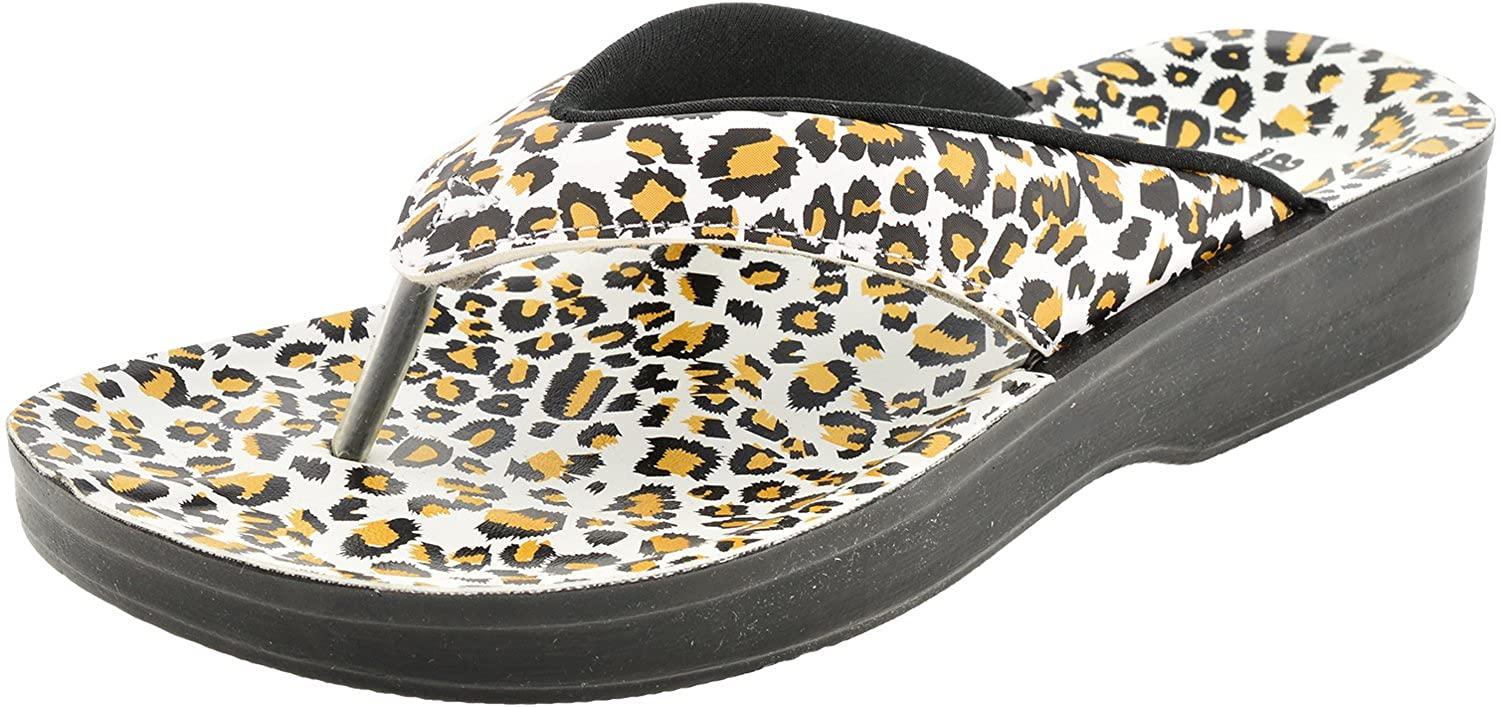 cf806e75fff5bf Aerosoft Women s Rubber Slippers  Buy Online at Low Prices in India -  Amazon.in