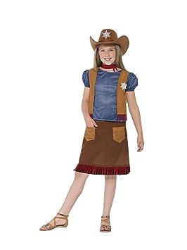 Smiffys Disfraz de Vaquera del Oeste 82577e13328