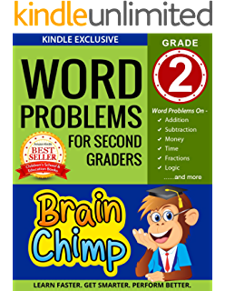 Math experiment 300 word problems for second grade contests 2 word problems for second graders ages 7 8 grade 2 fandeluxe Image collections