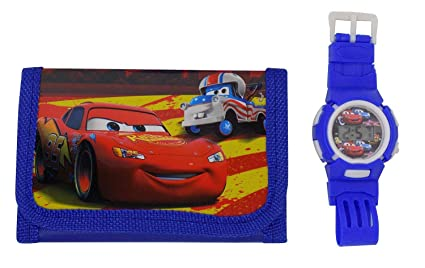 Baal Birthday Return Gift Combo Of Watch And Wallet Best Pack Evergreen For Kids