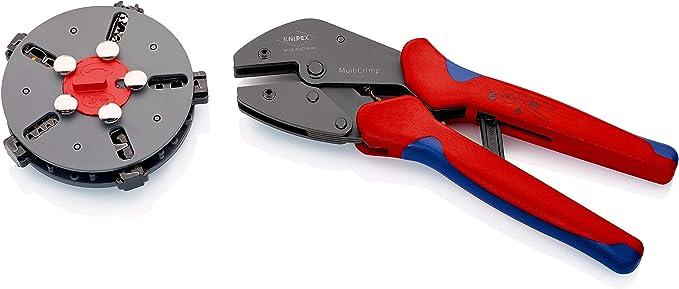 Knipex 97 49 23 crimpeinsatz for unisolierte Cable Lugs Cable Connectors