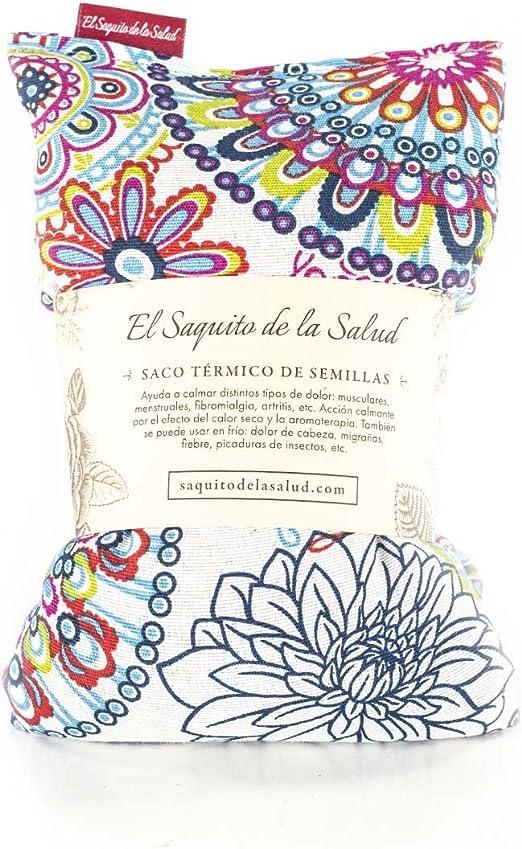 Saco Térmico de Semillas (Lavanda, 50_cm): Amazon.es: Jardín