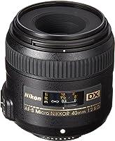 Lente Nikon AF-S Dx Micro- 40mm f/2.8G