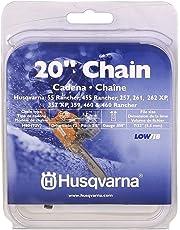 Husqvarna 531300441 20-Inch H80-72 (72V) Saw Chain, 3/8-Inch by .050-Inch