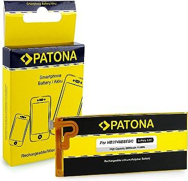 PATONA Bateria HB3748B8EBC 3000mAh Compatible con Huawei Ascend G7 ...