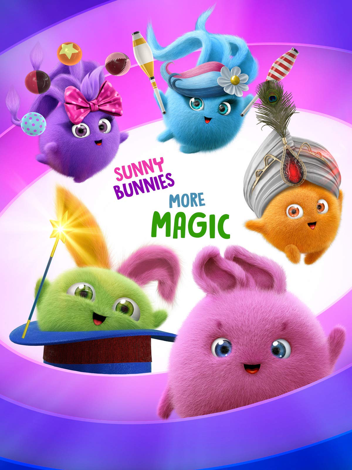 Sunny Bunnies - More Magic on Amazon Prime Instant Video UK