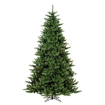 northlight pre lit northern pine full artificial christmas tree with clear lights 12 - Pre Lit Artificial Christmas Trees Sale