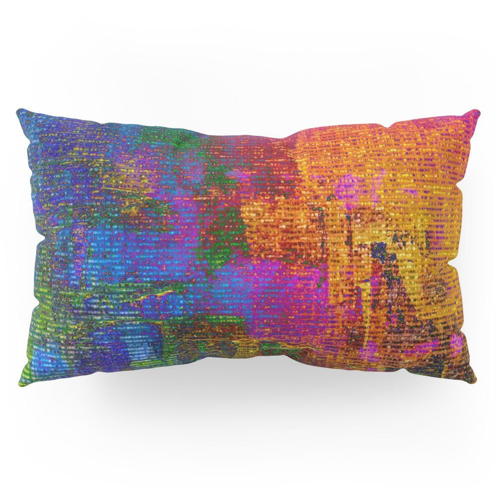 Society6 Abstract Tapestry Pillow Sham King (20'' x 36'') Set of 2