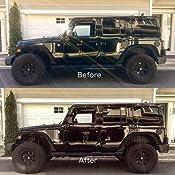 Jeep Leveling Kit >> Teraflex 1155200 Jk 2in Front 1in Rear Boost Leveling Kit Includes Front Swaybar Links