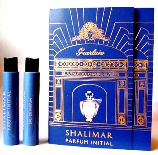 Amazon.com : SHALIMAR PARFUM INITIAL by Guerlain (2x) Eau De ...