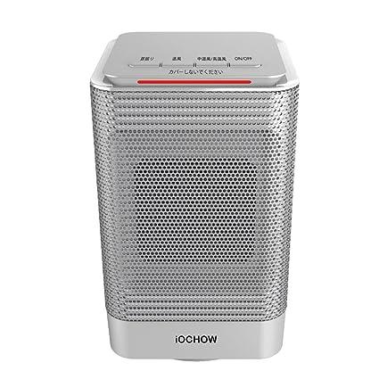 iOCHOW Calefactor DN1, Un Calefactor Baño (Calefactor Aire, Calefactor Electrico) Capaz De