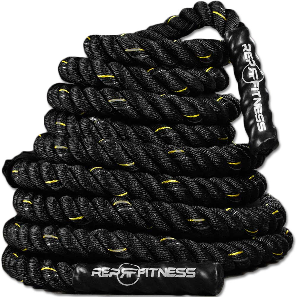 Rep V2 Color Battle Ropes - Best for CrossFit and Conditioning
