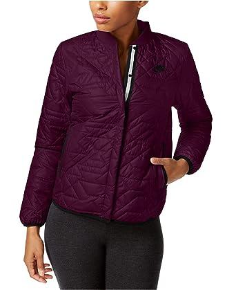 708b4d614a2c1e Nike Quilted Jacke Damen Jacke 854747 LILA Jacket Women: Amazon.de:  Bekleidung