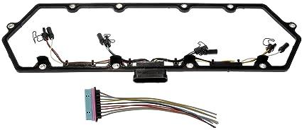 719hAe73%2BCL._SX425_ amazon com dorman 615 201 diesel valve cover gasket kit automotive