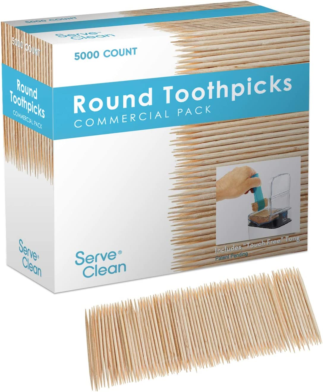 touch Round Toothpick 075200815