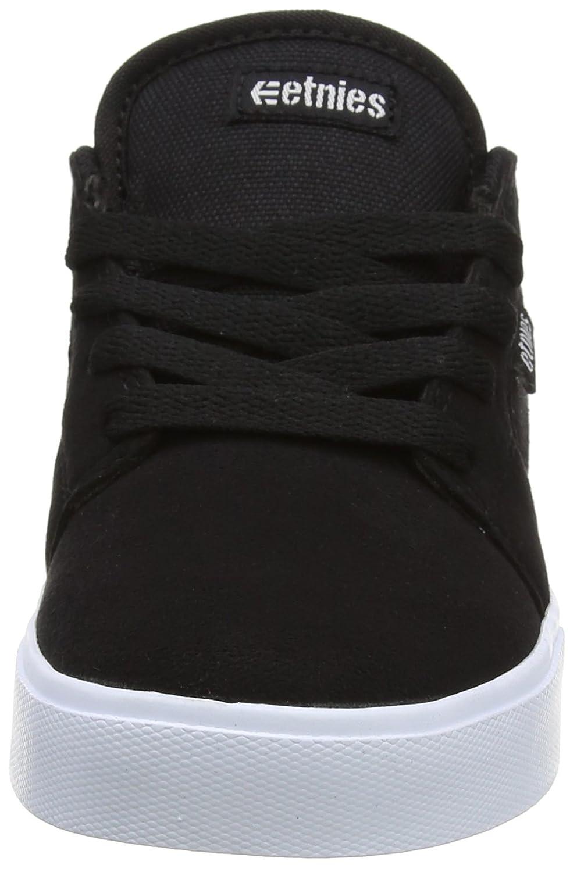 best sneakers f52f6 4d9c7 Etnies Etnies Kids de Barge LS - Zapatillas de Skate Negro Niños Negro  (NegroBlanco) bd763a9