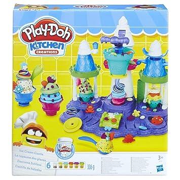 Play-Doh- Castillo de Helados (Hasbro B5523EU7): Amazon.es ...