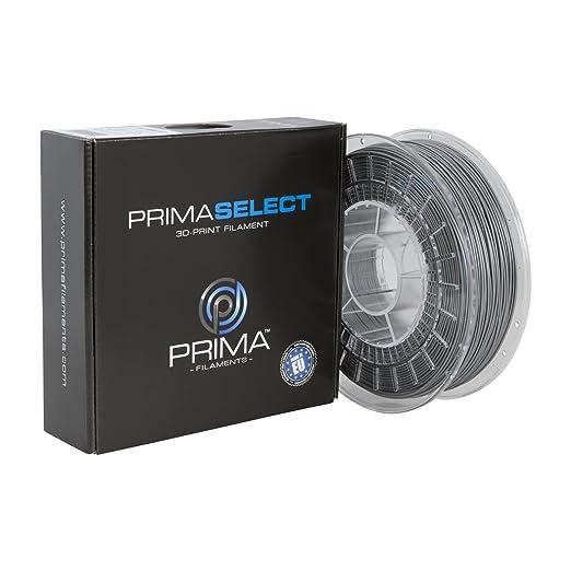 7 opinioni per PrimaSelect PETG Filamenti, 1.75 mm, 750 g, Solido Argento