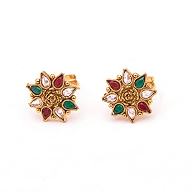 25acd8320c3919 Buy Mystic Collections Cher Look Antique Toe Rings For Women Online at Low  Prices in India   Amazon Jewellery Store - Amazon.in