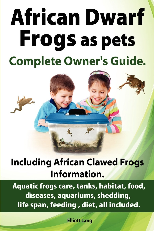 African Dwarf Frogs As Pets Care Tanks Habitat Food Diseases