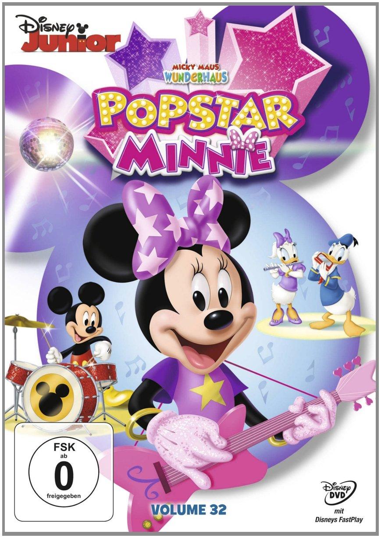 Micky Maus Wunderhaus, Volume 22 - Alle lieben Minnie: Amazon.de ...