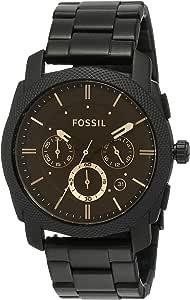 فوسل FS4682 للرجال (أنالوج, ساعة رياضية)