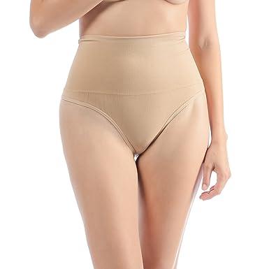 Libella Culotte gainante pour femme Panty taille haute effet ventre plat  Gaine amincissante 3601 Couleur de e7e4da70bb7