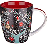 Love Grows Inspirational Mug - Psalm 136:2